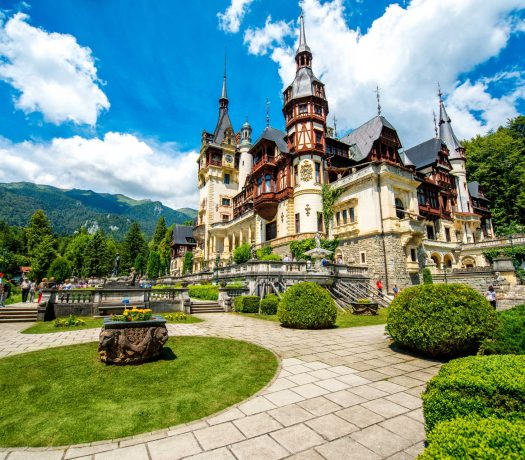 Château de Peles Roumanie