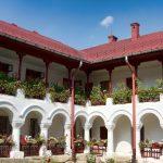 Le monastère d'Agapia