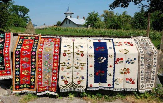 Le village artisanal de Vadu Izei