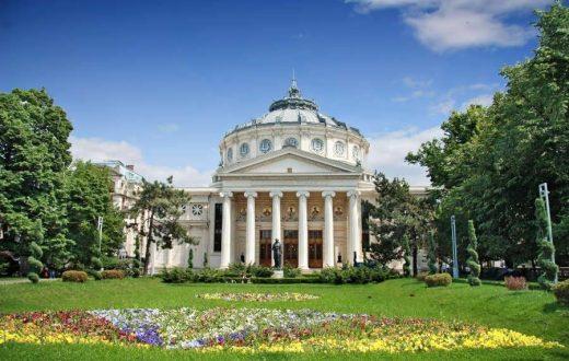 Le centre historique de Bucarest
