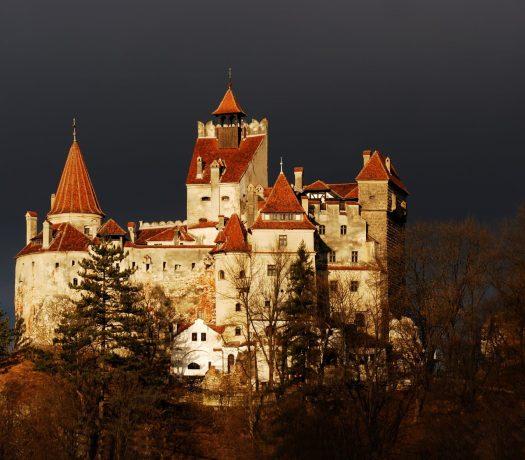 Château de Dracula Roumanie