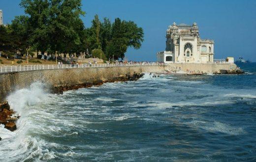 La ville de Constanta