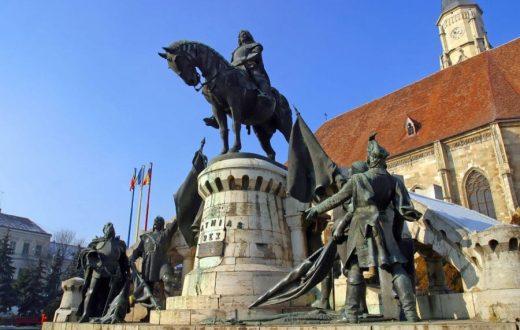 La ville de Cluj-Napoca