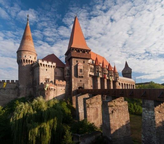 Château de Hunedoara Roumanie