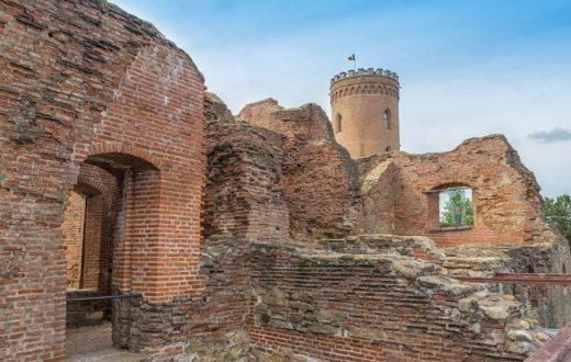 La citadelle de Chindia