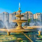 Bucarest capitale de la Roumanie