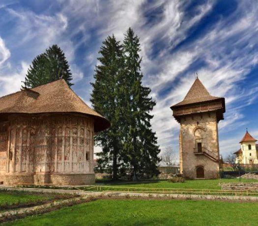 Monastère de Humor Roumanie