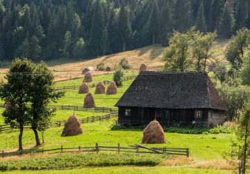 Les Apuseni et la Transylvanie