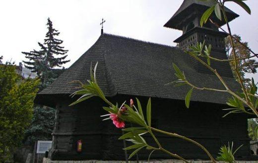 Le monastère de Techirghiol