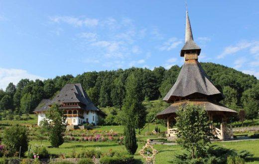 Le Monastère de Bârsana