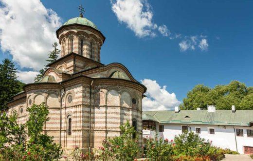 Le monastère de Cozia