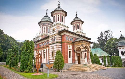 Le monastère de Sinaia