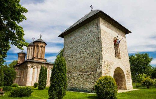 Le monastère et l'île de Snagov