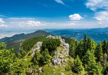 Randonnée : Les Carpates autour de Brasov
