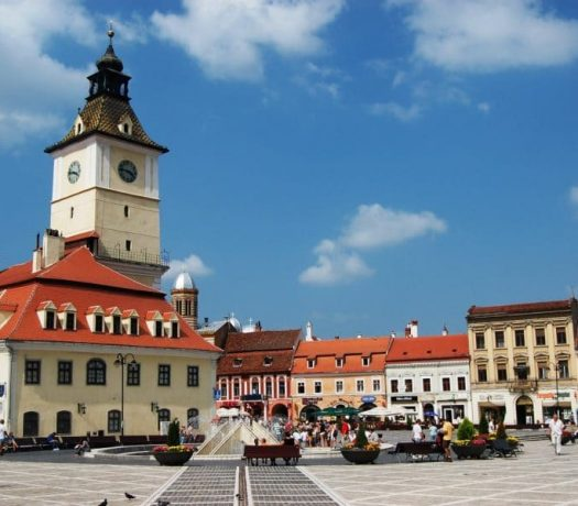 Place centrale Brasov