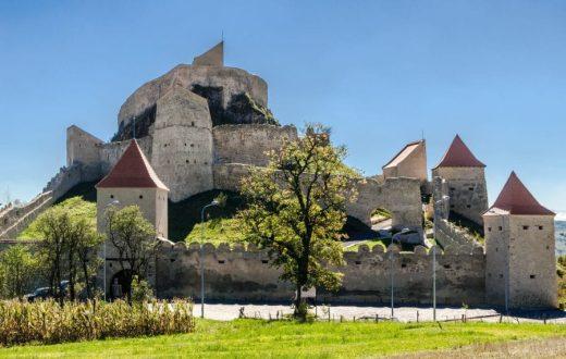 La citadelle médiévale de Rupea
