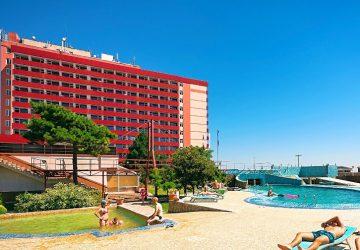 Balnéo à l'hôtel Paradiso 3*