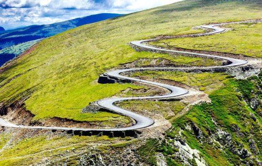 La route Transalpina