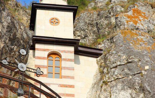 Visite des églises rupestres d'Ivanovo