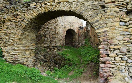 Visite de la Citadelle et de l'Eglise de Saschiz