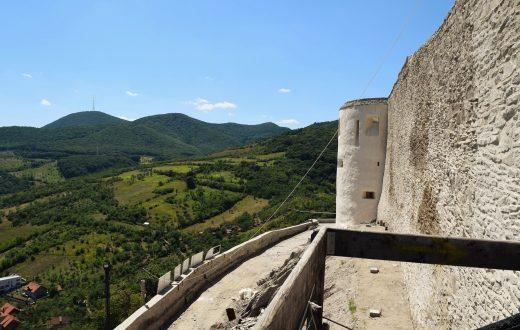 La Citadelle de Deva