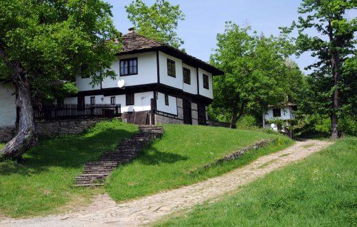 Le village de Bojentzi