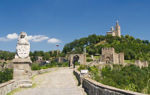 La ville de Veliko Tarnovo