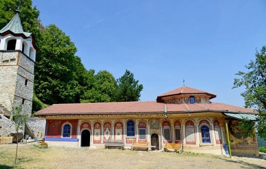 Le Monastère Préobrajenski