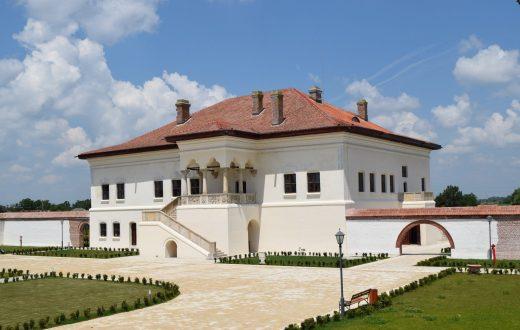 Le palais de Potlogi