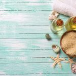 Soins visage - huile de coco - SPA - traitement exotique