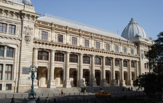 Le Musée National d'Histoire de Bucarest